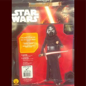 Disney Star Wars Kylo REN Costume
